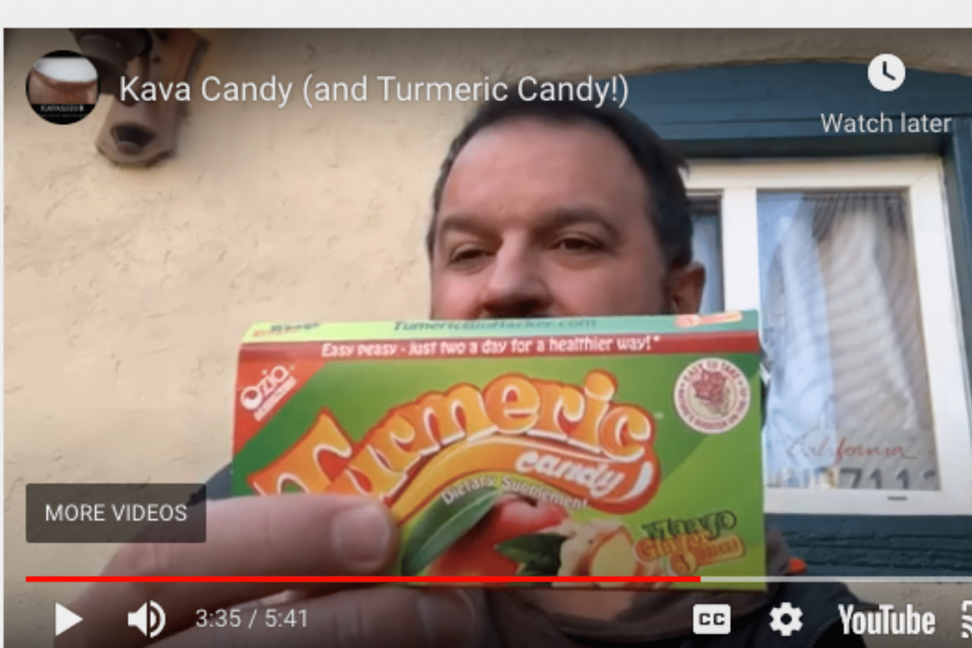 Kava Candy (and Turmeric Candy!) by The Kavasseur Kava Aficionado
