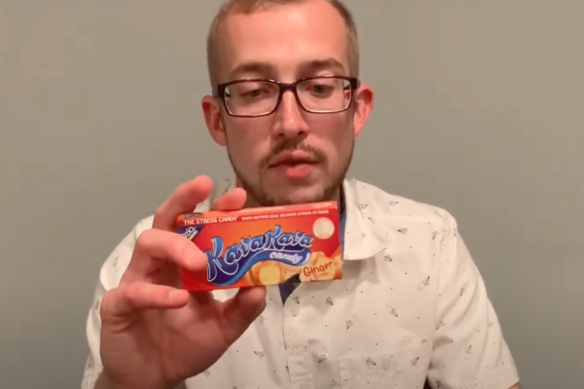 Kava Kava Candy Ginger-Mint Review